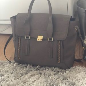 Phillip Lim large satchel